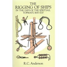 10001 - The Rigging of Ships 1600 - 1720