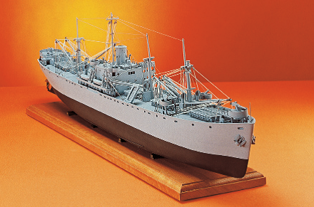 K1025 - Jerimiah O'Brien - Liberty Ship