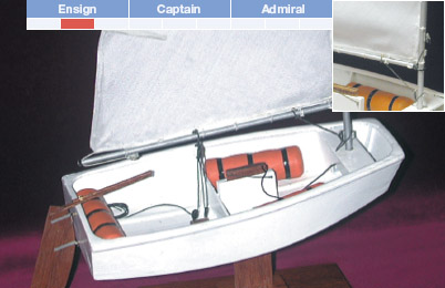 K1001 - International Optimist Dinghy