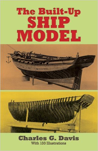 10007 - The Built-Up Ship Model