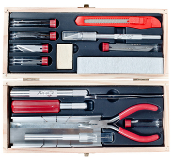 47003 - Ship Modelers Deluxe Tool Set