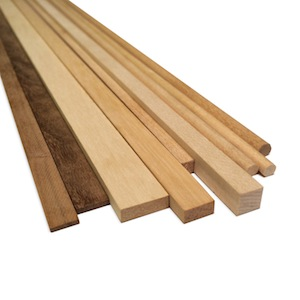 Walnut Strips