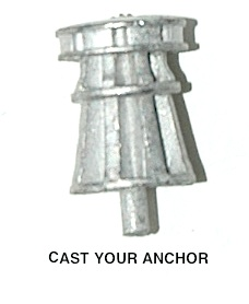 Capstans Cast Metal