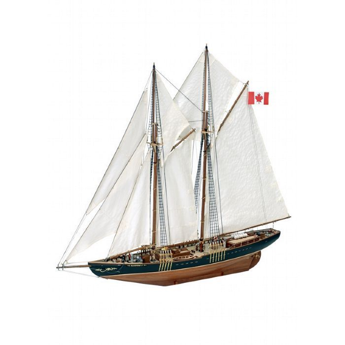 Bluenose Ship Model Kits