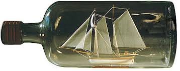 Ship in a Bottle Kit