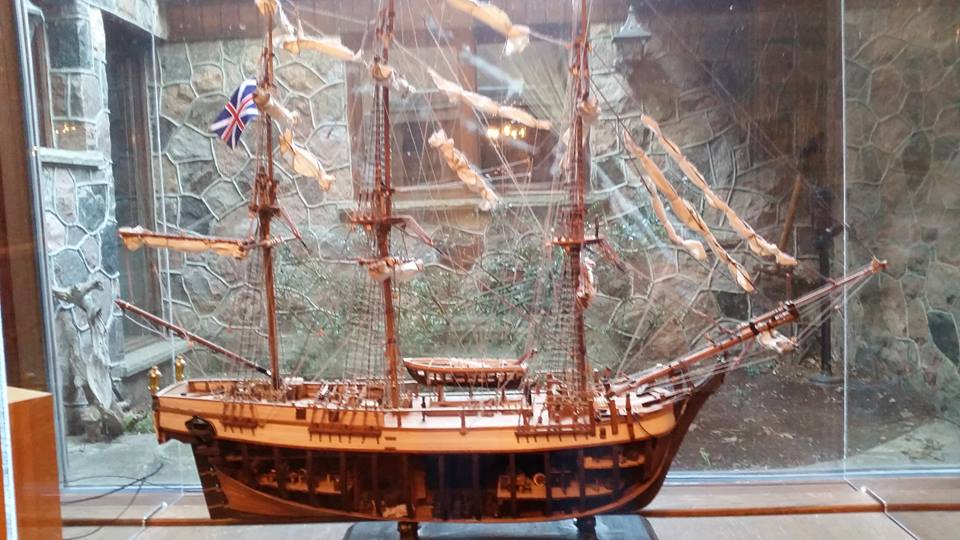 Wooden Ship Model Kits by Era / Type