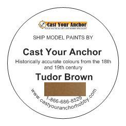65016 Tudor Brown