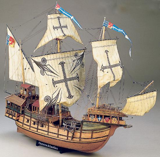 ship models wooden kits cast your anchor mamoli caracca
