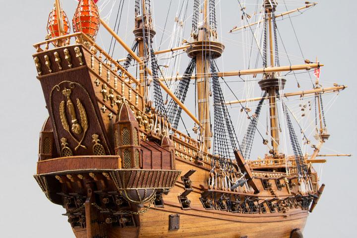 ship models wooden kits cast your anchor corel la couronne