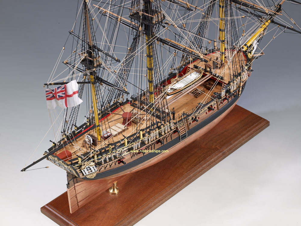 Wooden Model Ship Building Kits