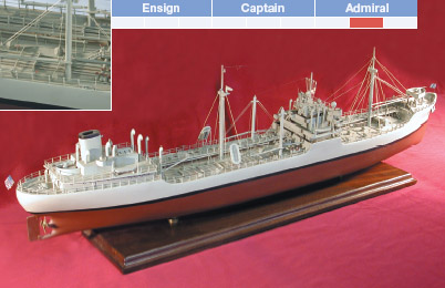 Ship-Models-Wooden-Kits-Cast-Your-Anchor-Blue-Jacket-T2-Tanker ...