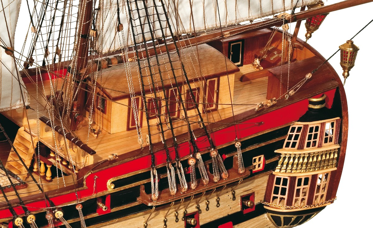 Ship Models Wooden Kits Cast Your Anchor Occre Montanes