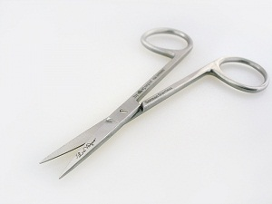 41088 - Extra Leverage Scissors - Straight