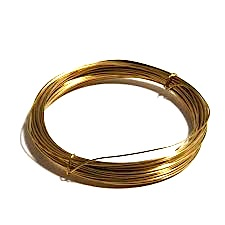 35291 - Brass Wire  - 1mm