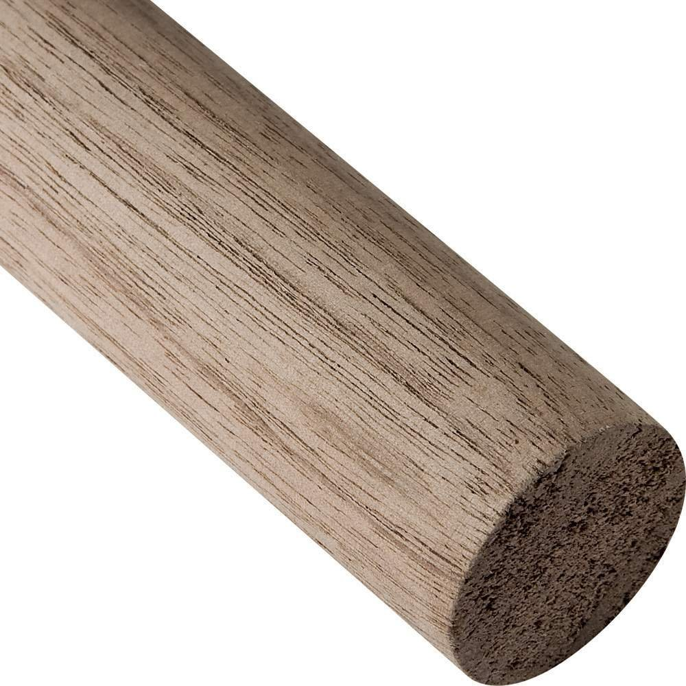 52067 - Walnut Dowel - 4mm