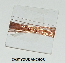 30914 - Copper Wire  - .3mm