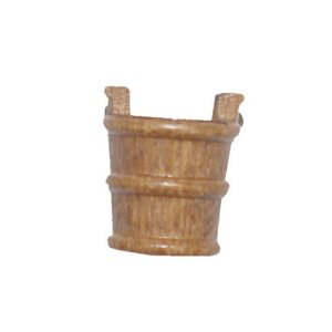 31002 - Wooden Buckets - 7mm