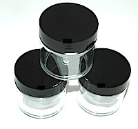 46000 - 29.5ml Plastic Paint Mixing Jar