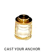 32805 - Navigation Light - Clear Lens - 8mm