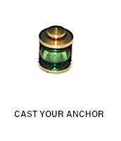35279 - Navigation Light - Green Lens - 7mm