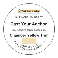 65003 - Chamber Yellow Trim