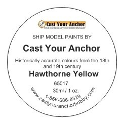 65017 - Hawthorne Yellow
