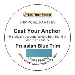 65010 - Prussian Blue Trim