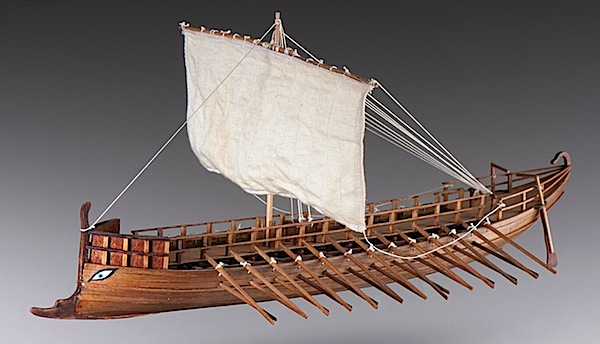 71311 - Greek Bireme