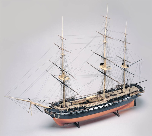 REV0398 - USS Constitution