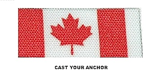 35101 - Canadian Flag