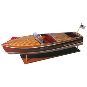 DU1234 - 1940 Barrelback Chris Craft