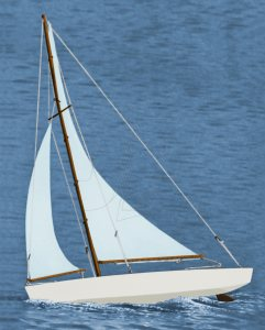 DU1102 - Ace Racing Sloop