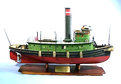 DU1238 - Brooklyn Tugboat