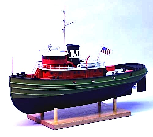 DU1250 - Carl Moran Tugboat