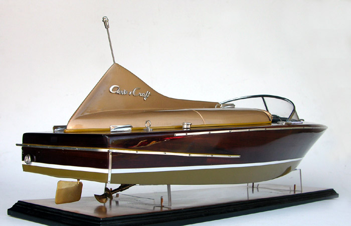DU1232 - Cobra Chris Craft