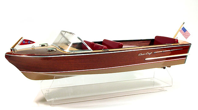 DU1243 - Continental Chris Craft