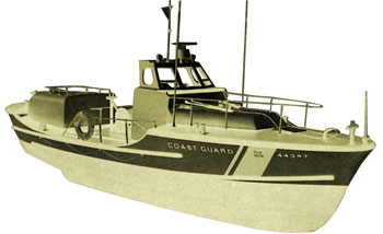 DU1203 - Coast Guard Lifeboat