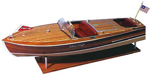 DU1249 - Chris Craft Runabout