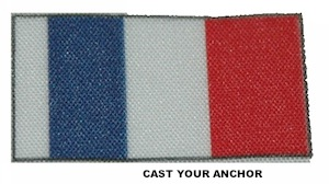35132 - French Flag 1794 - 1814 1830