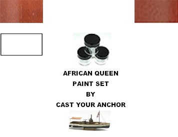 66007 - BB588 - African Queen Paint Set
