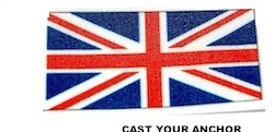 35118 - United Kingdom Flag  1801