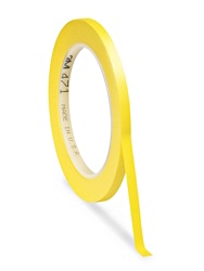 32818 - NEW-Waterline Vinyl Tape - Yellow - 6.35mm