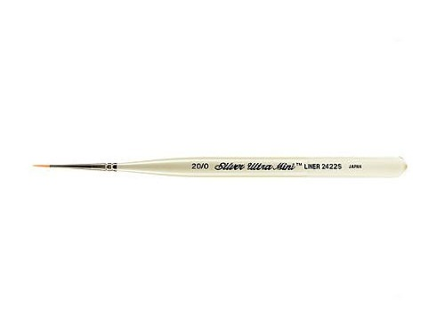 46009 - 20/0 Spotter Paint Brush