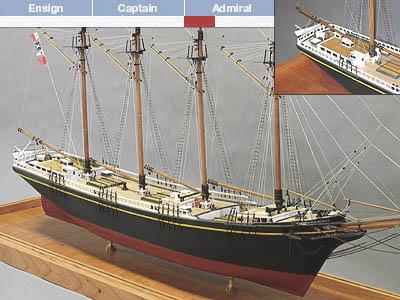 Ship-Model–Parts-Fittings-Tools-Cast-Your-Anchor–Schooner - Cast ...