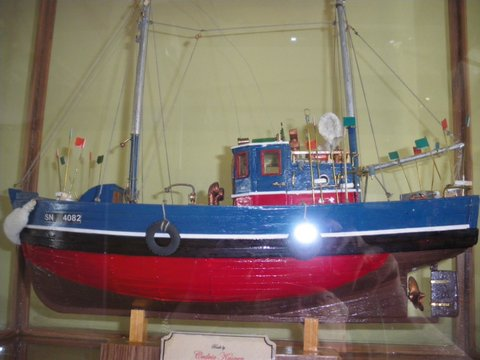 Cedric5 - Atlantis Lobster Boat
