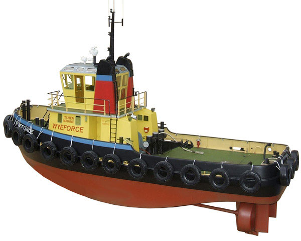 MS09 - Wyeforce Tug