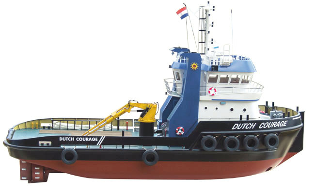 MS29 - Dutch Courage Tug